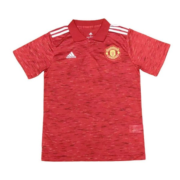 Polo Manchester United 2020/2021 Rojo